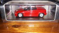 Spark 1/43 Alfa Romeo RZ 1992 red S0609