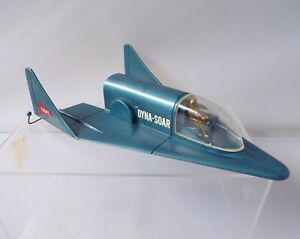 Vintage Gerry Anderson's Project Sword Dyna-Soar Model Century 21 1967 Space Toy