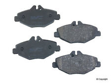 Disc Brake Pad Set-Meyle Semi Metallic Front WD EXPRESS fits 03-09 Mercedes E320