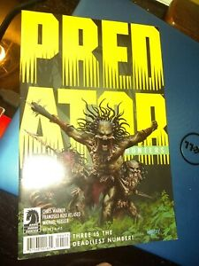 Predator #4 Dark Horse Hunters
