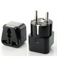 Good Universal AU UK US to EU AC Power Socket Plug Charger Adapter Converter