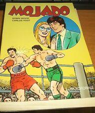 MOJADO volume 2  raccoglitore/copertina originale EURA con inserti completi