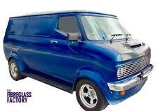 Bedford CF Van Bonnet with Scoop Fibrelgass