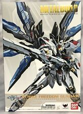 Bandai Metal Build STRIKE FREEDOM Gundam Seed complete