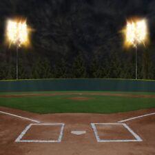 Baseball Stadium Photography Backgrounds 8x8Ft Vinyl Photo Backdrops