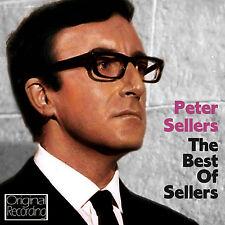 Peter Sellers - The Best Of Sellers CD