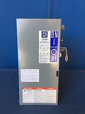 SQUARE D PQ4610G 100A 600V 3PH I-LINE SWITCH BUSWAY SWITCH