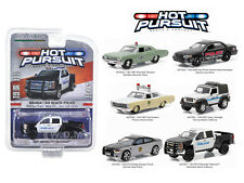 GREENLIGHT HOT PURSUIT SERIES 18, SET OF 6 CARS 1/64 BY GREENLIGHT 42750