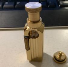 Vintage Collectible Kerosene Lighter Brass Metal Lighters Handmade retro copper