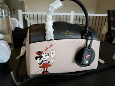 Kate Spade Disney Minnie Mouse Medium Duffel Bag New With Tags!