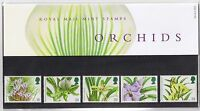 GB Presentation Pack 236 1993 Orchids 10% OFF 5