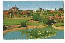 Postcard Sheringham The Gardens West Promenade Norfolk UP   (A18)