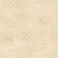 Beautiful Basics By Maywood Studio - Ecru/White Dots #609-EE