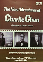 The New Adventures of Charlie Chan-Complete TV Series on 5 DVD-R Boxed Set