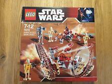 Lego 7670 Star Wars Hailfire Droid & Spider Droid,  OVP