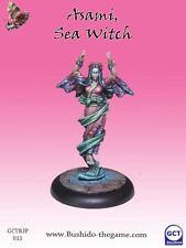 GCT Studios Bushido BNIB Asami, Sea Witch GCTBJP011