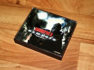 Resident Evil 3 Nemesis Extremely Rare Original Soundtrack PS1 Capcom