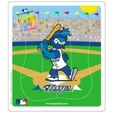 Toronto Blue Jays MLB Licensed 9-pc Puzzle for Toddlers