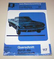 Reparaturanleitung Ford Mustang GT  Fairlane / Comet / Falcon - Teil 2!