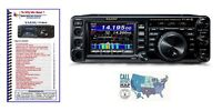 Yaesu FT-991A HF/VHF/UHF All-Mode Transceiver with Nifty! Mini-Manual Bundle!!