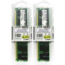2GB KIT 2 x 1GB HP Compaq ProLiant DL385 DL145 G2 DL380 G3 PC3200 Ram Memory