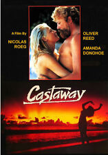 DVD Castaway (1986) Oliver Reed, Amanda Donohoe, Nicolas Roeg dir.