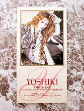 YOSHIKI(X Japan, Violet UK)Amethyst 8cm Single Japan CD TODT-3130