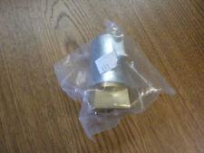 New Beneteau 22 / 25MM Propeller Shaft Bronze nut with Zinc Anode & Lock  Washer