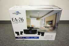 Home Theater System Eclataudio EA-76 5.1 1500W HDTV MP4 Surround Sound EA 76 78