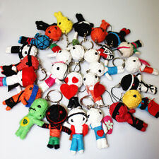 Voodoo Doll Key Ring Keychain Keyring Cute Phone Strap Hanging Charm Fashion