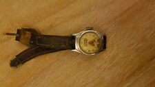 Hopalong Cassidy Vintage Timex Watch With Original Strap 50s