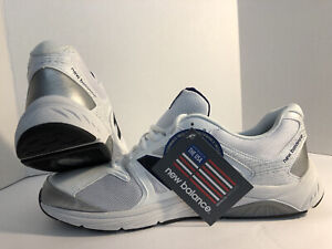 NEW BALANCE MEN'S 847V3 WHITE MW847WT3 Walking Shoes  Size13 US. 2A XNARRW