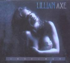 Lillian Axe : Love + War CD (2017) ***NEW***