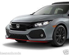 Genuine OEM Honda Civic Hatchback Front Under Body Spoiler 2017-2019 LX EX EX-L
