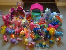 My little pony Huge Collection of pony's & Accessories age: 3 + Years