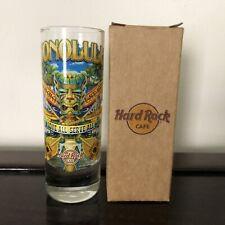 New Hard Rock Cafe Waikiki, Honolulu, Hawaii, Love All, Serve All HRC Shot Glass