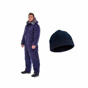 *BUNDLE* IDF Winter Gear Coverall /  Snowsuit + Thermal Fleece Outdoor Hat