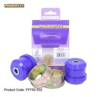 Powerflex Front Arm Rear Bush Kit for Renault Megane 225 / R26 (2002-08) Models