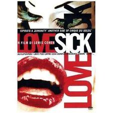 Dvd LOVESICK Cirque Du Soleil FILM DI LEWIS COHEN 2005  ......NUOVO