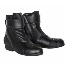 SPADA Motorcycle Icon WP BOOTS Black 460225 EC 42