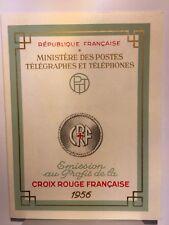Croix Rouge Francaise 1956 - Carnet No. 2005