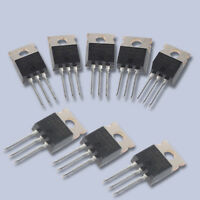 10pcs IRFZ44N IRFZ44 Power Transistor MOSFET N-Channel 49A amp 55V Q2I8