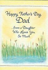 Blue Mountain Arts Greeting Card, HAPPY FATHER'S DAY DAY FROM A DAUGHTER...