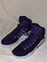 Nike Men's Hyperdunk 2016 TB Basketball Shoes 844368-551 Purple White SZ 14