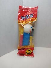 Collectible Jack in the Box Pez Blue Stem Dispenser Sealed packaging Hungary