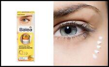 BALEA EYE CREAM Anti Wrinkle VEGAN Q10 + Omega Complex Very effective 15ml