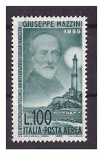 ITALIA 1955 -  POSTA AEREA  MAZZINI  NUOVO **