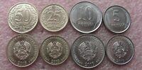 Moldova Transnistria 2019 Full set 4 coins  standard circulation