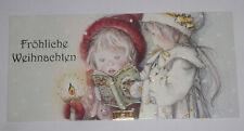 Postkarte Lisi Martin zwei  Mädchen