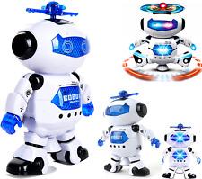 Toys For Boys Girls Kids Toddler Robot Dancing Musical Toy Birthday Xmas Gift